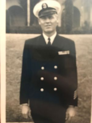 Mr Renbarger 1952